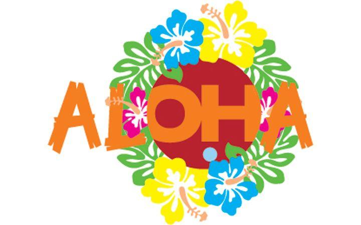 Aloha clipart | Clip art, Bday, Aloha