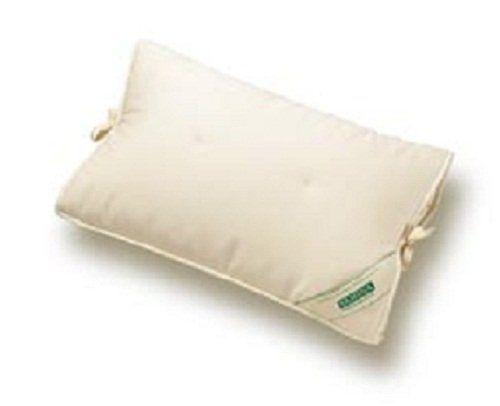 samina orthopedic pillow 100 organic luxury flocon pur https