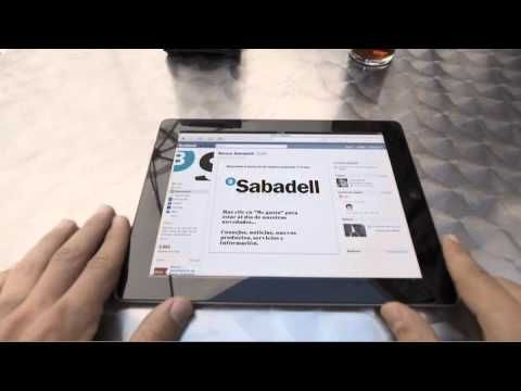 Spain's Banco Sabadell is forecasting that mobile access could become the mainstream channel to the bank for many customers, as it reveals that only one-in-five transactions are currently carried out via the branch network.