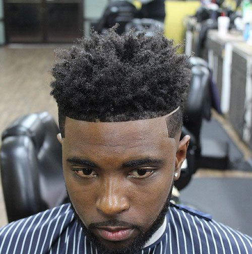 Black Male Hairstyles Enchanting 107 Best Black Men Haircuts Images On Pinterest  Black Men Haircuts