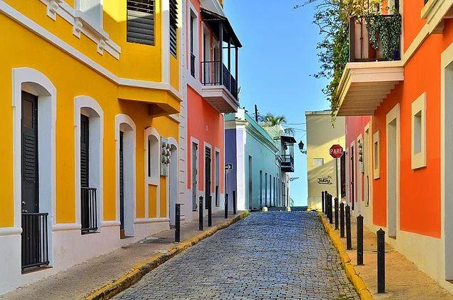 Ольд Сан-Хуан, Сан-Хуан, Пуэрто-Рико