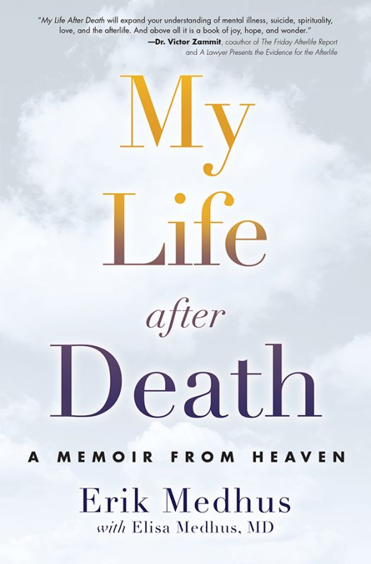 My Life After Death pre-order gift | Beyond Words