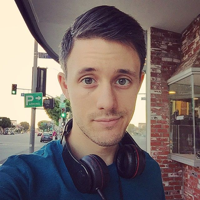 Kurt Hugo Schneider Shows Off Short Locks