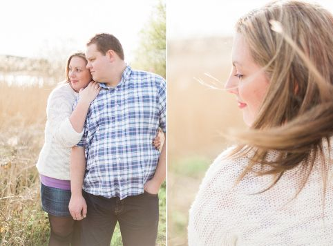 Charlotte & Brian: Berkshire Engagement Session » Fine Art Photography by Jessica Davies