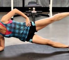 Irresistibly Sexy Legs with This 12 Minutes a Day Workout