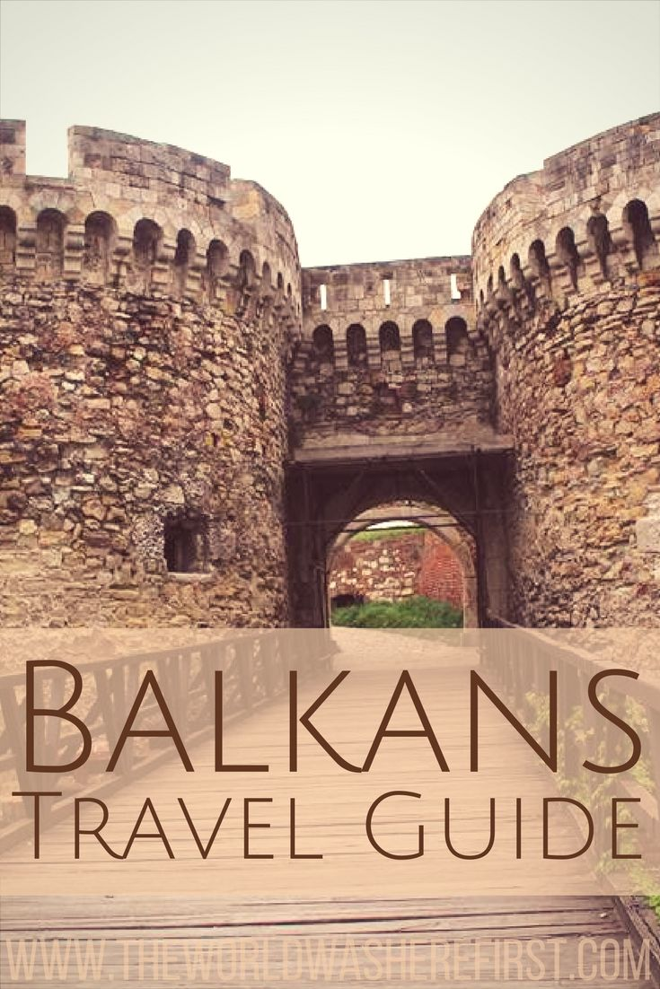 Download your FREE Balkans Travel ebook here! 50+ pages filled with insider info on the Balkans! Learn how to get off the beaten path in Europe with this comprehensive travel guide absolutely FREE!