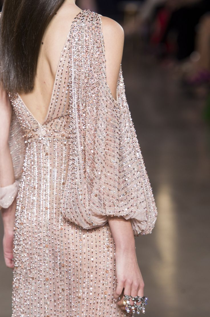 Georges Hobeika Couture Fall 2017 Paris