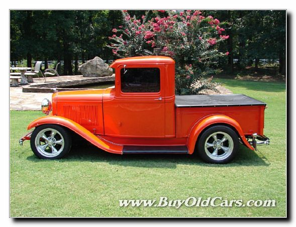antique pickup trucks | 1932 Ford Pickup Truck (9 of 17) For Sale - Classic Car Images