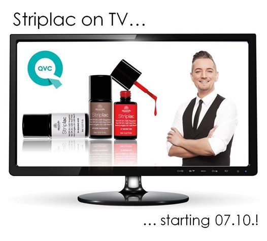 Frank's Friday: as some of you already guessed correctly, we will be on QVC Germany with Striplac and Professional Manicure. I am really excited about this chance to explain striplac in detail to the Viewers and convice you of the benefits. #alessandrointernational #striplac #franksfriday #TV