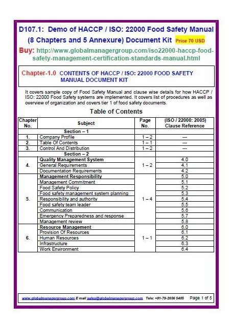 Safety Manual Template Instruction Manual Template Work - safety manual template