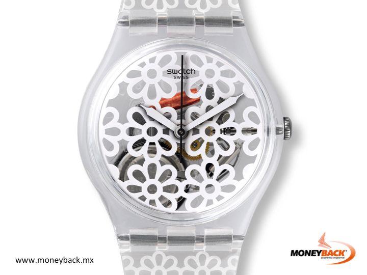 Comprando un reloj en Swatch México obtienes un reembolso de impuestos con nuestro sistema de devolución de impuestos para turistas extranjeros viajando en México. Guarda tu recibo y acude a nuestro módulo antes de salir del país. #moneyback