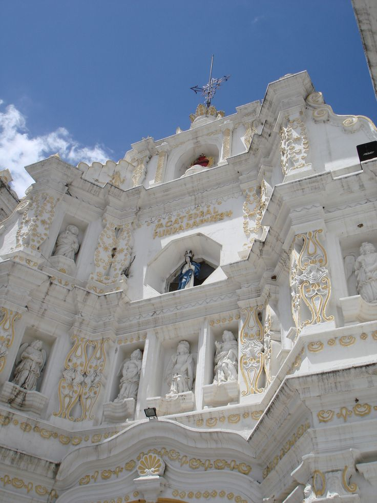 Inmaculada Concepción, Ciudad Vieja, Antigua Guatemala