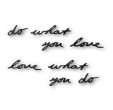 Umbra – Do what you love – Love what you do