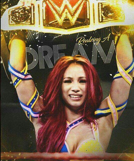 Sasha Banks New WWE Raw Women's Champion