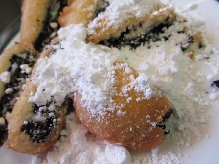 how to make fried oreos with pancake mix