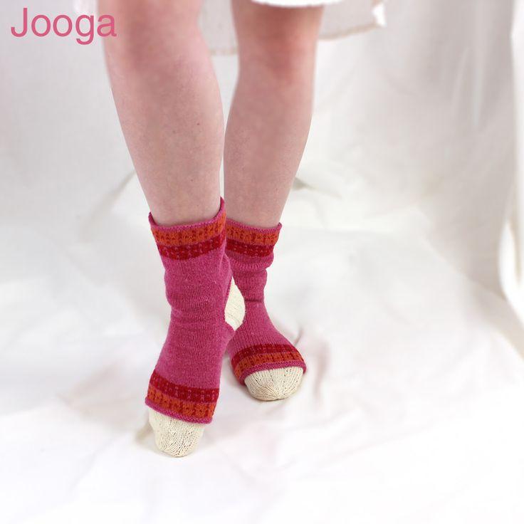 Jooga-sukka ohje http://www.taitopirkanmaa.fi/Roosa-nauha