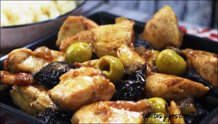 Pollo a la moruna, la receta: Esta es una receta adaptada del clásico pollo a la moruna, plato típico del norte de Marruecos y que se caracteriza por las...