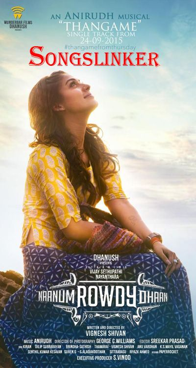 Naanum Rowdydhaan 2015 Tamil Movie Full Mp3 Free Download