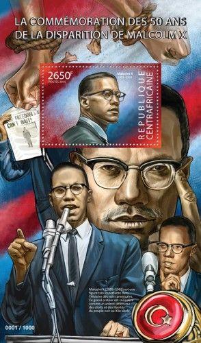 CA15317b 50th memorial anniversary of Malcolm X