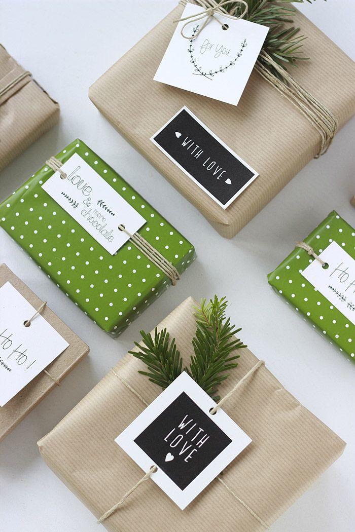 Freeprintable, vos 8 planches d'étiquettes cadeaux ! - jesus-sauvage