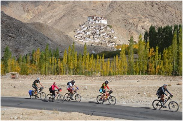 Welcome to Ladakh, land abounding in awesome physical features from snow capped mountains to mesmerizing  Ladakh Tourist Information