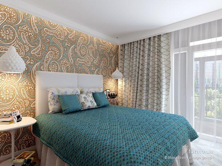 бирюзовый в интерьере спальни: 18 тыс изображений найдено в Яндекс.Картинках