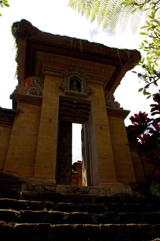 Balinese House Entrance - Ubud, Bali