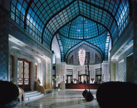 The Art Nouveau Gresham Palace_ today the Four Seasons #Budapest