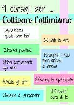 Pensare positivo porta a risultati utili. Pensare negativo porta danno... Blog.EssereFelici.org