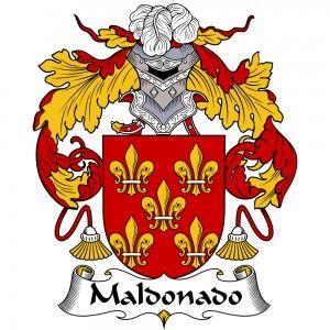 Resultado de imagen de escudo de los maldonado
