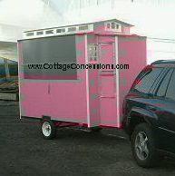 crepe trailer, coffee concession trailer, custom food trailers for sale