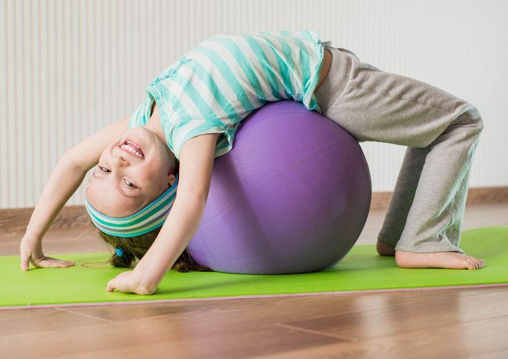 Άσκηση και σωματική δραστηριότητα: Το μυστικό για να βελτιώσετε την υγεία και τη διάθεση των παιδιών