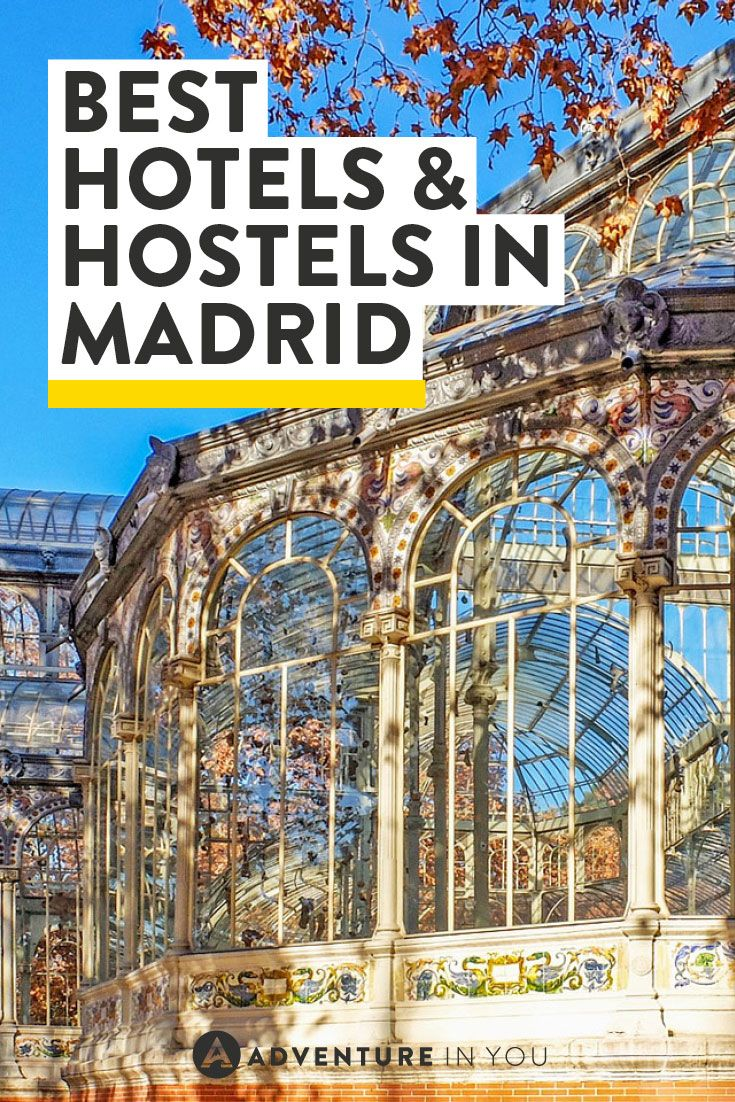 The 25 Best Hotels Madrid Spain Ideas On Pinterest