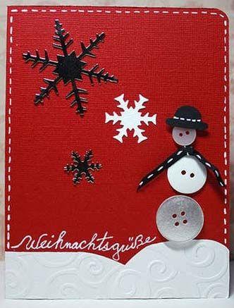 Изготовление новогодних открыток своими руками