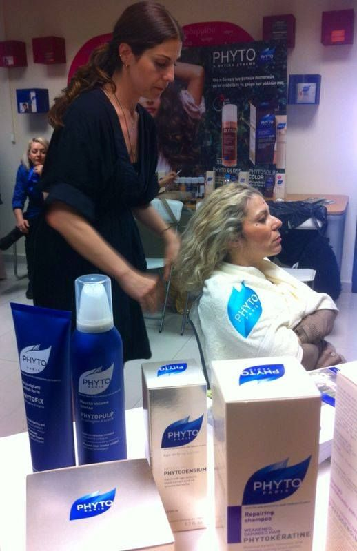 Phyto Hair Care Lab σε δράση! Stay tuned για να το απολαύσεις κι εσύ!