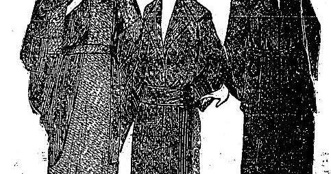 Casa Alemã (Roupas de Luto) - 1924 - Propagandas Históricas | Propagandas Antigas | História da Publicidade
