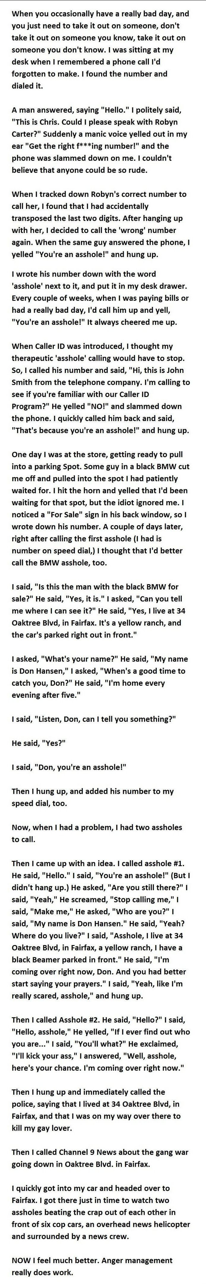 A little off-color, but worth reading.