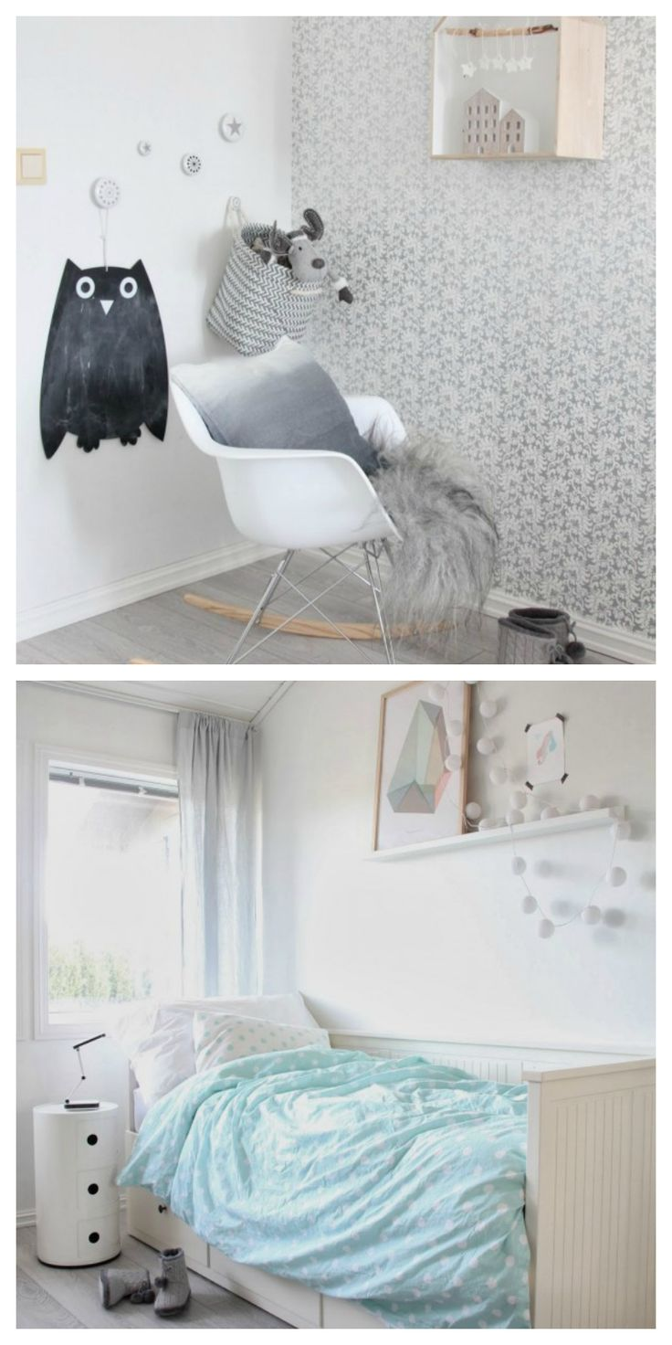 Scandinavian childrens' room