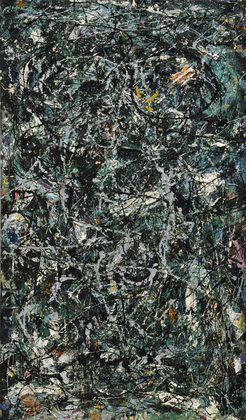 Jackson Pollock. Full Fathom Five. 1947