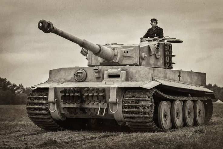 The Tiger I gave the Wehrmacht its first tank which mounted the 88mm gun in its first armoured fighting vehicle-dedicated version: the KwK 36. During the course of the war, the Tiger I saw combat on all German battlefronts. It was usually deployed in independent heavy tank battalions, which proved highly effective