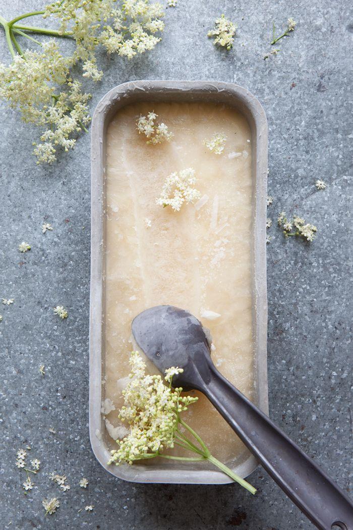 Elderberry Ice Cream