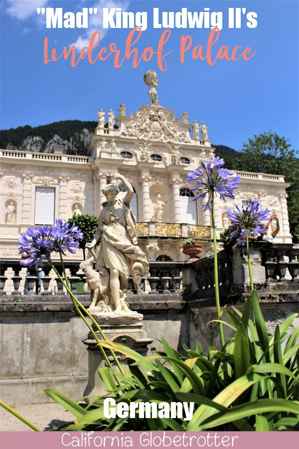 King Ludwig Ii Of Bavaria S Schloss Linderhof Germany Castles Castles To Visit Linderhof Palace