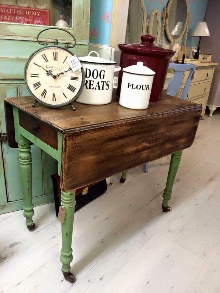 24 Affordable Vintage Drop Leaf Table Ideas Shabby Chic Homes Shabby Chic Bedrooms Vintage Drop Leaf Table