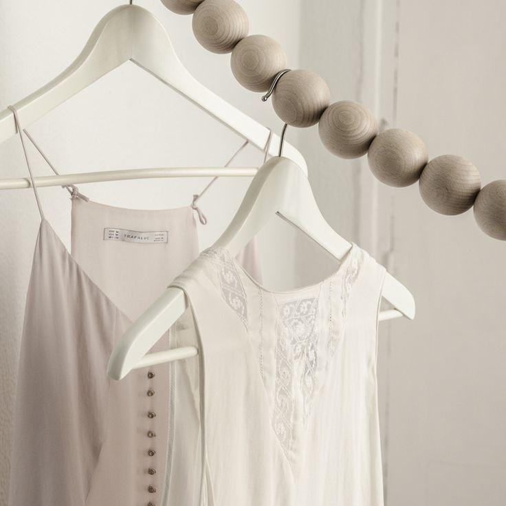 M s de 1000 ideas sobre colgadores de ropa en pinterest for Colgadores de ropa
