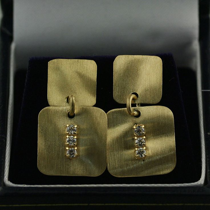 925 Sterling Silver Earrings Dangle Studs Made in Italy Outstanding Quality…