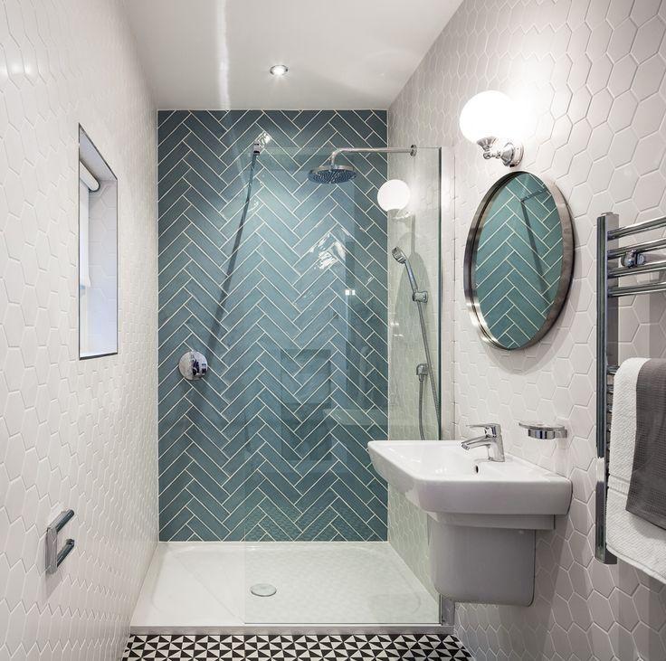 Reforma con un toque Chic el baño.