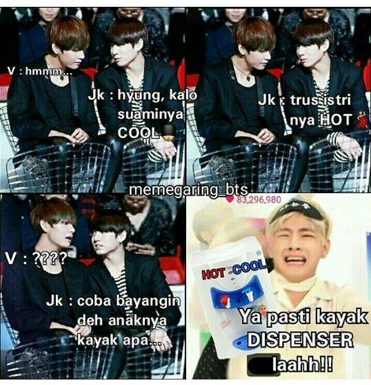 Yaap mphi betul    #Memes #Funny #Indonesia #BTS