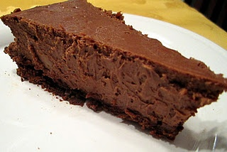 Recipe: Fudge Truffle Cheesecake | CHOCOLATE...I've got to try | Pint ...
