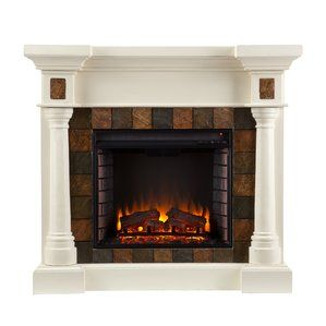 Clatterbuck Electric Fireplace