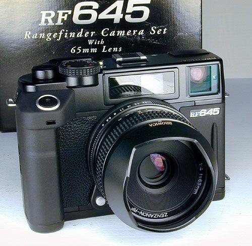Bronica RF645
